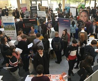 Graduate Careers and 12-Month Placement Fair